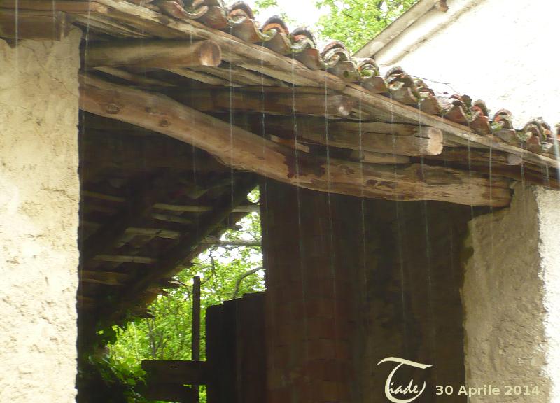 Sorella Acqua - Pioggia