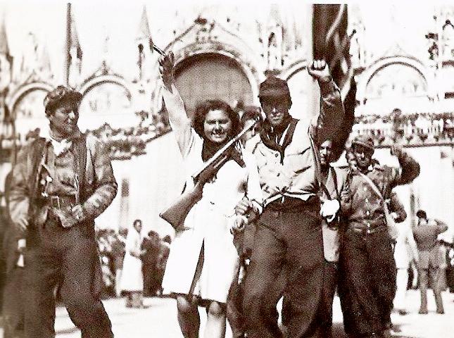 Venezia aprile 1945
